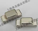 上海磁铁生产厂家可以生产异形钕铁硼
